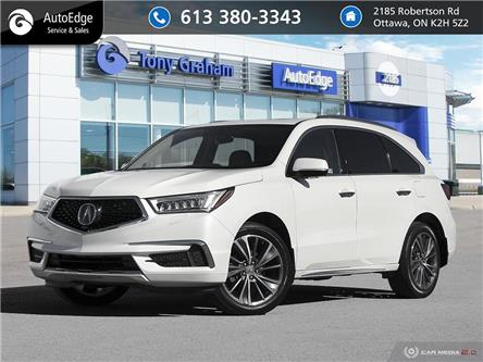 2017 Acura MDX Elite Package (Stk: A0953) in Ottawa - Image 1 of 27