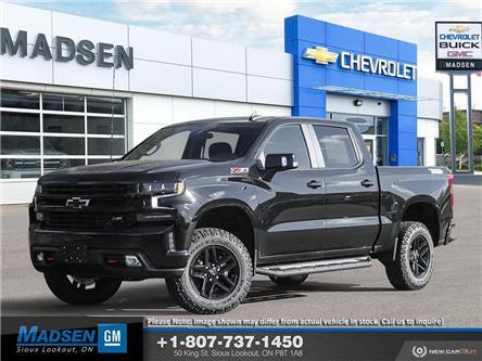 2021 Chevrolet Silverado 1500 LT Trail Boss (Stk: 21297) in Sioux Lookout - Image 1 of 22