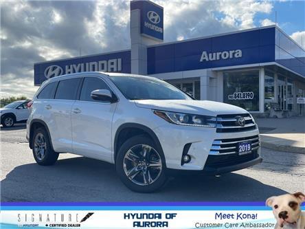 2019 Toyota Highlander  (Stk: 228271) in Aurora - Image 1 of 22