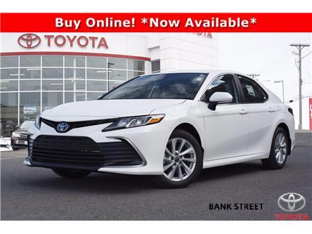 2022 Toyota Camry Hybrid LE (Stk: 19-29542) in Ottawa - Image 1 of 24
