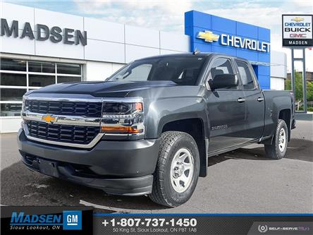 2018 Chevrolet Silverado 1500  (Stk: A21418) in Sioux Lookout - Image 1 of 23