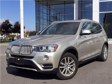 2017 BMW X3 xDrive28i (Stk: P10116) in Gloucester - Image 1 of 22