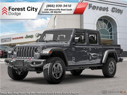 2021 Jeep Gladiator Rubicon (Stk: 21-6006) in London - Image 1 of 23