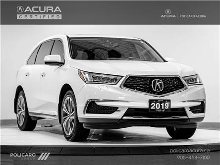 2019 Acura MDX Tech (Stk: 801685I) in Brampton - Image 1 of 25