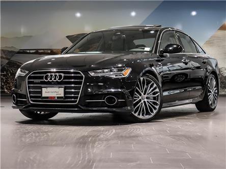 2018 Audi A6 3.0T Technik (Stk: P4840) in Toronto - Image 1 of 29