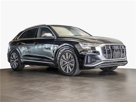 2021 Audi SQ8 4.0T (Stk: 93617B) in Nepean - Image 1 of 21