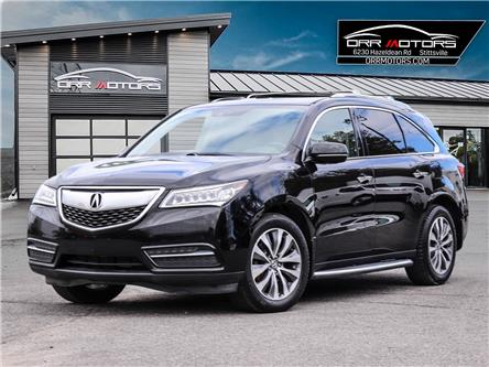 2014 Acura MDX Technology Package (Stk: 6498) in Stittsville - Image 1 of 28