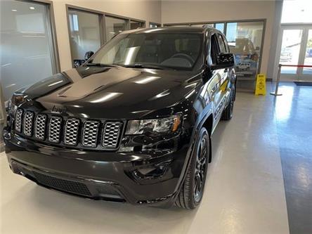 2021 Jeep Grand Cherokee Laredo (Stk: ) in Mont-Joli - Image 1 of 10
