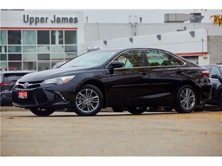 2015 Toyota Camry SE (Stk: 98754) in Hamilton - Image 1 of 27