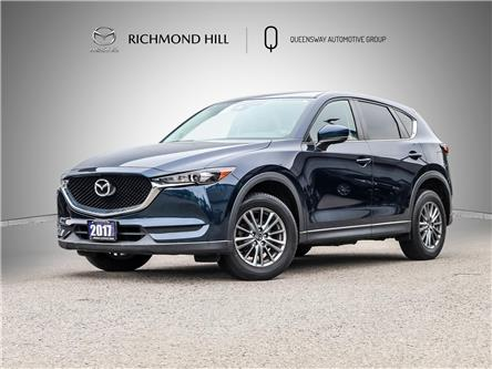 2017 Mazda CX-5 GS (Stk: 21-563A) in Richmond Hill - Image 1 of 25