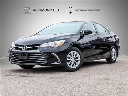 2015 Toyota Camry LE (Stk: 21-617A) in Richmond Hill - Image 1 of 24