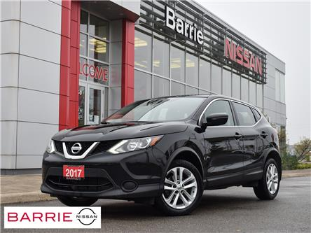 2017 Nissan Qashqai S (Stk: 21068A) in Barrie - Image 1 of 23