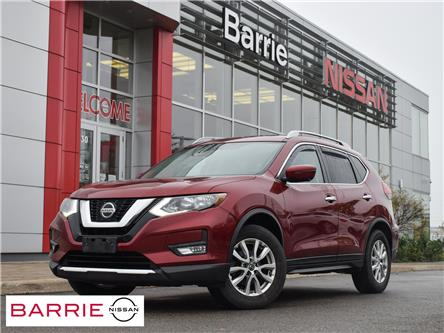 2018 Nissan Rogue  (Stk: 21521A) in Barrie - Image 1 of 9