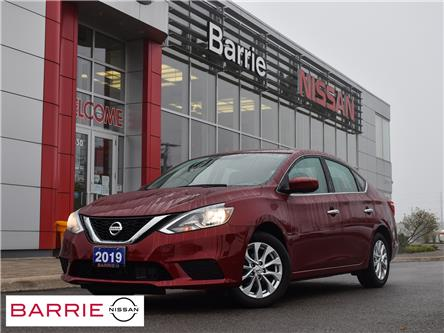 2019 Nissan Sentra  (Stk: P4906) in Barrie - Image 1 of 28