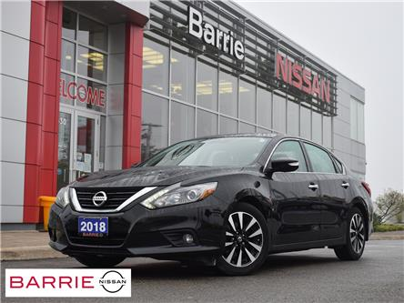2018 Nissan Altima 2.5 SL Tech (Stk: P4908) in Barrie - Image 1 of 30