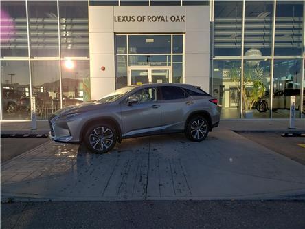 2022 Lexus RX 350 Base (Stk: L22015) in Calgary - Image 1 of 12