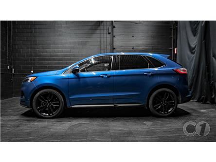 2019 Ford Edge ST (Stk: CT21-1010) in Kingston - Image 1 of 39
