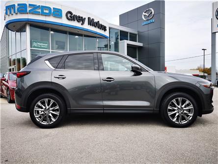 2019 Mazda CX-5 Signature (Stk: 03454P) in Owen Sound - Image 1 of 21