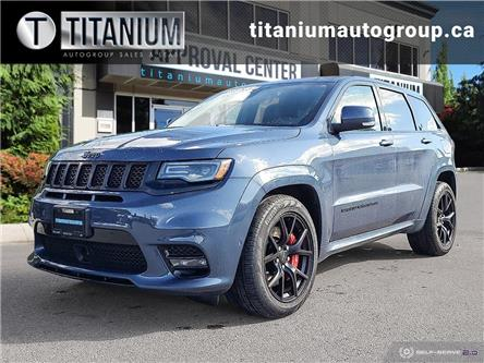 2019 Jeep Grand Cherokee SRT (Stk: 815814) in Langley Twp - Image 1 of 21