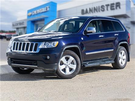 2011 Jeep Grand Cherokee Limited (Stk: 21-056A) in Edson - Image 1 of 17