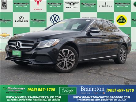 2015 Mercedes-Benz C-Class Base (Stk: 1795A) in Mississauga - Image 1 of 22