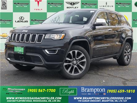 2018 Jeep Grand Cherokee Limited (Stk: 21431A) in Mississauga - Image 1 of 25