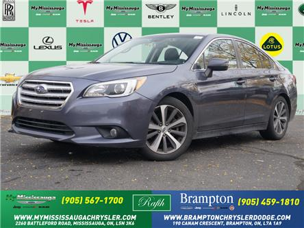 2016 Subaru Legacy 3.6R Limited Package (Stk: 1827) in Mississauga - Image 1 of 25