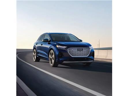 2022 Audi Q4 e-tron 50 Technik (Stk: 22Q4etron - F087 - TCH) in Toronto - Image 1 of 4