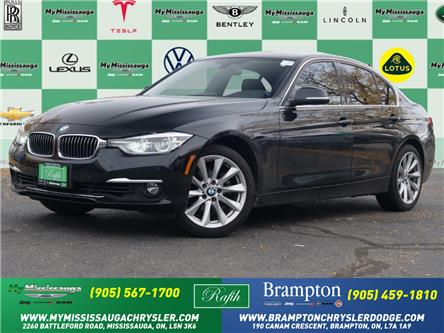 2017 BMW 330i xDrive (Stk: 1770A) in Mississauga - Image 1 of 20