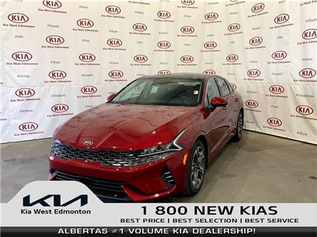 2021 Kia K5 EX (Stk: 23315) in Edmonton - Image 1 of 24