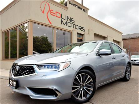2018 Acura TLX Tech (Stk: 19UUB3) in Kitchener - Image 1 of 24