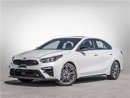 2021 Kia Forte GT Limited (Stk: FO1081) in Vancouver - Image 1 of 23