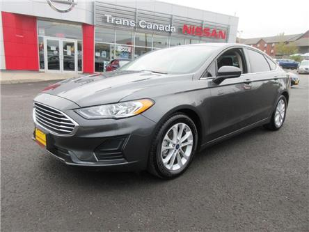 2019 Ford Fusion SE (Stk: 92086A) in Peterborough - Image 1 of 21
