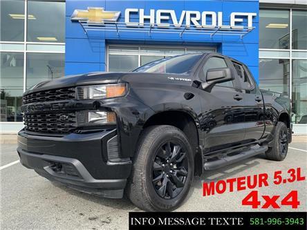 2020 Chevrolet Silverado 1500 Silverado Custom (Stk: X8643) in Ste-Marie - Image 1 of 30