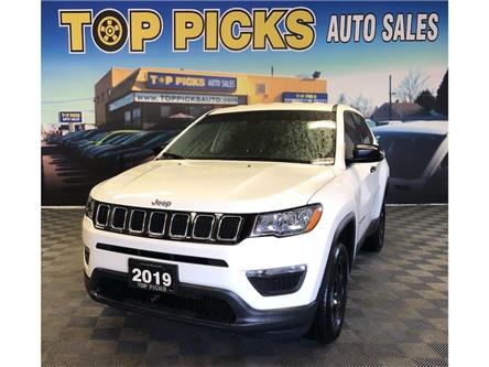 2019 Jeep Compass Sport (Stk: 825997) in NORTH BAY - Image 1 of 29