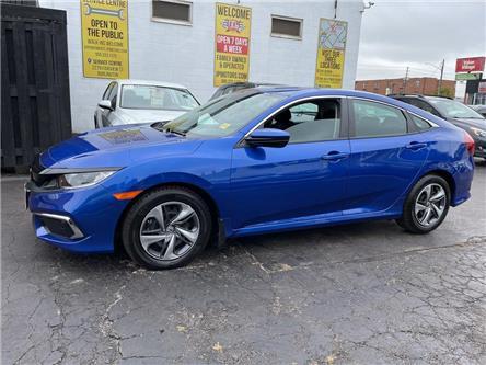 2020 Honda Civic LX (Stk: 51582) in Burlington - Image 1 of 26