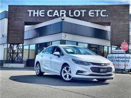 2017 Chevrolet Cruze Premier Auto (Stk: 21573) in Sudbury - Image 1 of 22