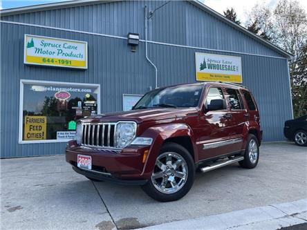 2008 Jeep Liberty Limited Edition (Stk: 36005) in Belmont - Image 1 of 27