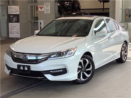 2017 Honda Accord EX-L (Stk: 22960A) in Kingston - Image 1 of 28