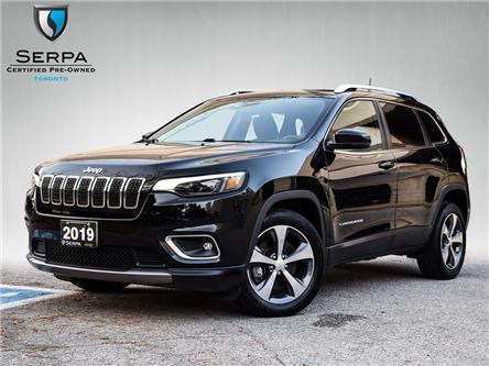 2019 Jeep Cherokee Limited (Stk: 214115A) in Toronto - Image 1 of 25