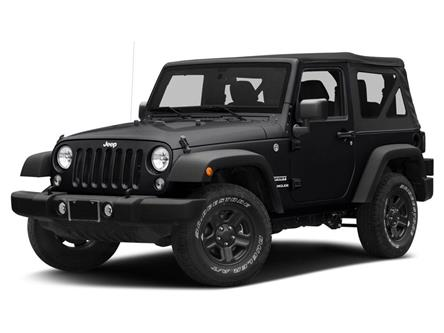2017 Jeep Wrangler Sport (Stk: N1545A) in Charlottetown - Image 1 of 9