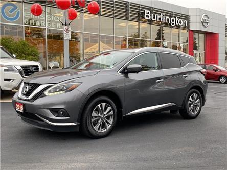 2018 Nissan Murano SL (Stk: A7343) in Burlington - Image 1 of 19