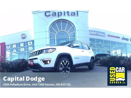 2020 Jeep Compass Limited (Stk: P3292) in Kanata - Image 1 of 30