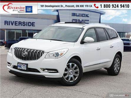 2017 Buick Enclave Leather (Stk: 4276A) in Prescott - Image 1 of 27