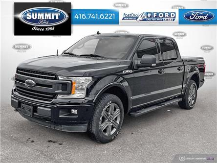 2020 Ford F-150  (Stk: P22361) in Toronto - Image 1 of 25
