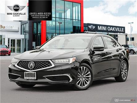 2018 Acura TLX Tech (Stk: B937001A) in Oakville - Image 1 of 27