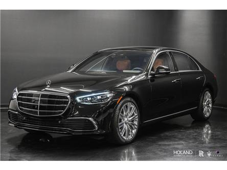 2021 Mercedes-Benz S-Class Base (Stk: P0953) in Montreal - Image 1 of 30