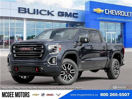 2021 GMC Sierra 1500 AT4 (Stk: 430725) in Goderich - Image 1 of 23