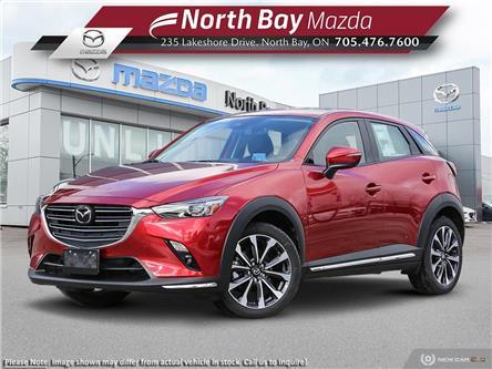 2021 Mazda CX-3 GT (Stk: 21258) in North Bay - Image 1 of 22