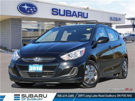 2016 Hyundai Accent SE (Stk: S21294A) in Sudbury - Image 1 of 20